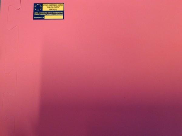 """Spazi multimediali - Etichette degli arredi per spazi multimediali polivalenti della Scuola Secondaria di Primo Grado """"Don Bosco"""" (POMM81601B): angolo morbido per relax attivo"""