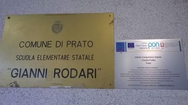 """Pubblicità - Collocazione nella Scuola dell'Infanzia (POAA816028) e nella Scuola Primaria """"Gianni Rodari"""" (POEE81602D)"""