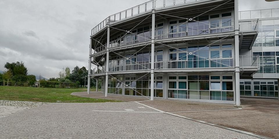 Foto Esterno Scuola Secondaria Don Bosco