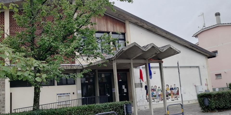 Foto Ingresso Scuola Primaria Puddu – Maliseti
