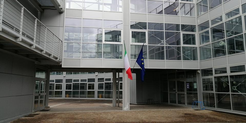Foto Ingresso Segreteria e Scuola Secondaria Don Bosco