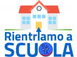 Logo Rientriamo a Scuola